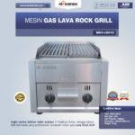 Jual Gas Lava Rock Grill (MKS-LR01G) di Bandung