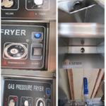 Jual Gas Pressure Fryer  MKS-MD25 di Bandung