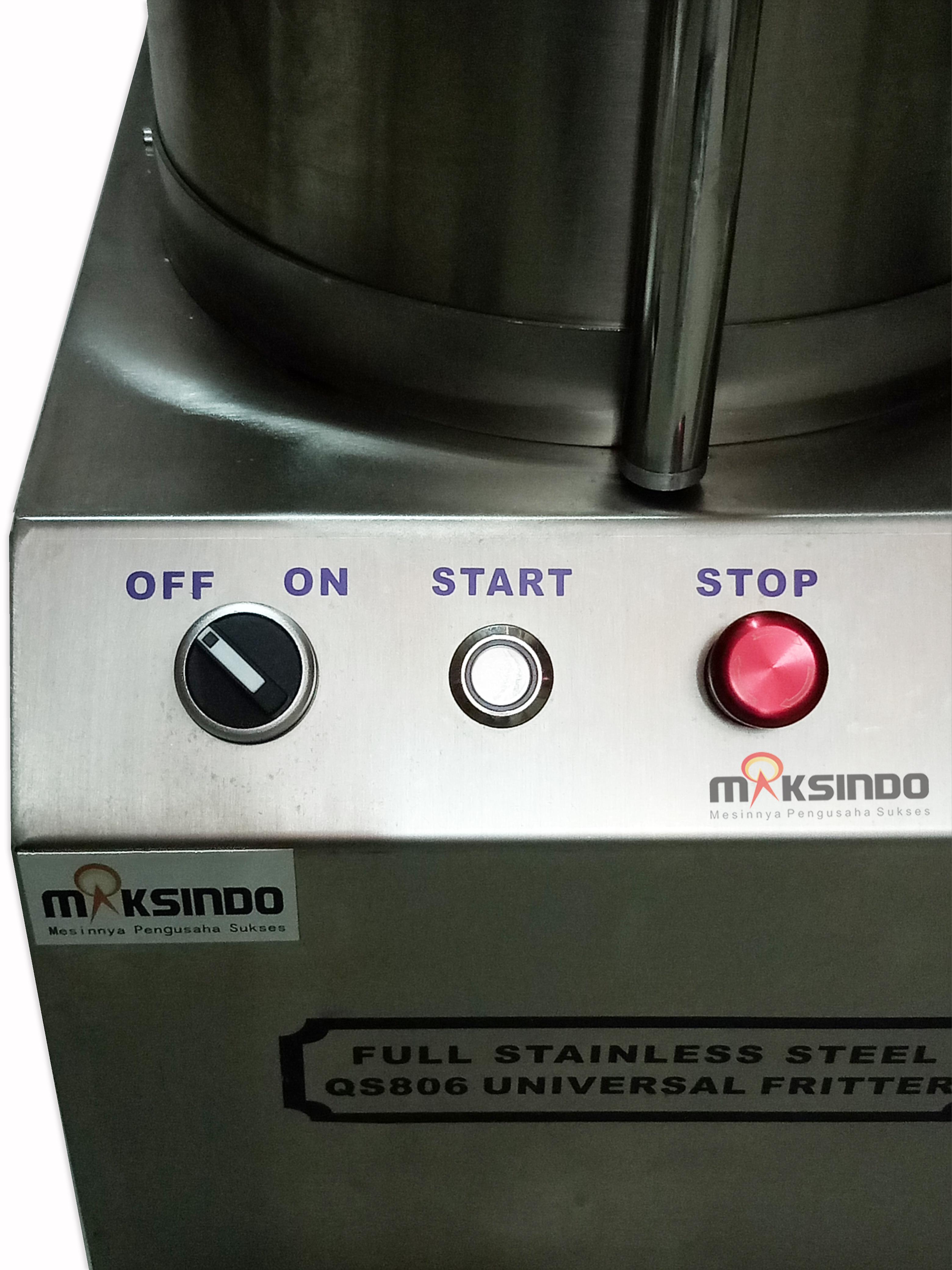 Jual Universal Fritter 4 Liter (MKS-UV4A) di Bandung
