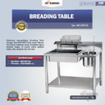 Jual Breading Table MKS-BRT100 di Bandung