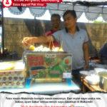 Jual Mesin Egg Roll Sosis Telur Snack Maker 4in1 Listrik di Bandung