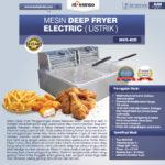 Jual Electric Fryer Listrik MKS-82B di Bandung