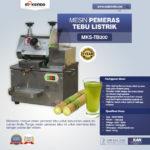 Jual Mesin Pemeras Tebu Listrik (MKS-TB300) di Bandung