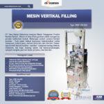 JUal Mesin Vertikal Filling (MSP-150 5SS) di Bandung