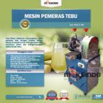 Jual Mesin Pemeras Tebu Listrik MKS-G300 di Bandung