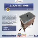 Jual Manual Meat Mixer MKS-MM01 di Bandung