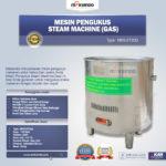 Jual Mesin Pengukus – Steam Machine (Gas) MKS-ST25G di Bandung