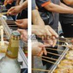 Jual Pemanggang Serbaguna Full Stainless – Gas BBQ Grill 8 Tungku di Bandung