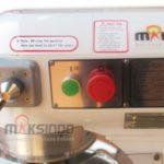 Jual Mesin Mixer Planetary 20 Liter (MKS-HLB20) di Bandung