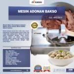 Jual Mesin Adonan Bakso (Fine Cutter) MKS-QW14 di Bandung