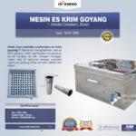 Jual Mesin Es Krim Goyang  MKS-100B di Bandung