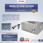 Jual Mesin Es Krim Goyang MKS-100G di Bandung
