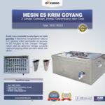 Jual Mesin Es Krim Goyang MKS-100GO di Bandung
