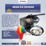 Jual Mesin Ice Crusher SY110 di Bandung
