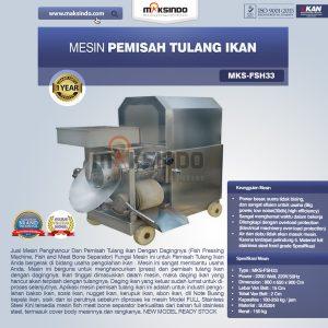 Jual Mesin Pemisah Tulang Ikan (FSH33) di Bandung