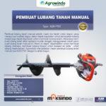 Jual Pembuat Lubang Tanah Manual (AGR-PT61) di Bandung