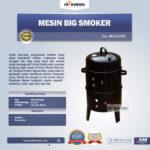 Jual Mesin Big Smoker MKS-BLS002 di Bandung