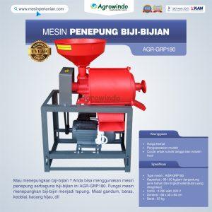 Jual Mesin Penepung Biji-Bijian GRP180 di Bandung