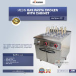 Jual Gas Pasta Cooker With Cabinet MKS-901PC di Bandung