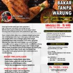 Training Usaha Ayam Bakar Tanpa Warung, 19 Agustus 2018