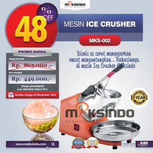 Jual Mesin Es Serut (Ice Crusher) di Bandung