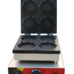 Jual Waffle Maker Bentuk Bunga MKS-BNG04 di Bandung