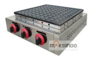 Jual Mini Pancake Poffertjes Gas 100 Lubang MKS-MPC100 di Bandung
