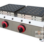 Jual Mini Pancake Poffertjes Gas 50 Lubang MKS-MPC50 di Bandung