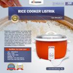 Jual Rice Cooker Listrik MKS-ERC23 di Bandung
