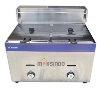 Jual Mesin Gas Deep Fryer MKS-72 di Bandung