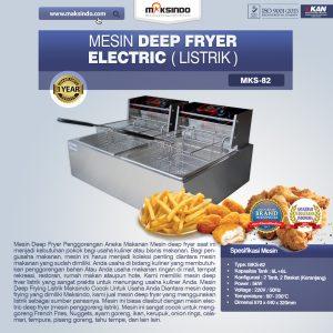 Jual Mesin Electric Deep Fryer MKS-82 di Bandung