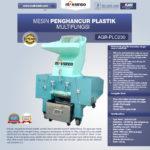 Jual Mesin Penghancur Plastik Multifungsi – PLC230 di Bandung