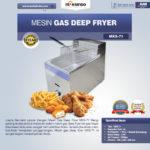 Jual Mesin Gas Deep Fryer MKS-71 di Bandung