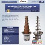 Jual Mesin Chocolate Fountain 6 Tier (MKS-CC6) di Bandung