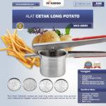 Jual Alat Cetak Long Potato MKS-MER2 di Bandung