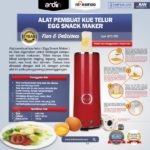 Jual Egg Roll Snack Telur Rumah Tangga ARDIN di Bandung