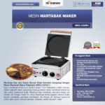 Jual Mesin Martabak Maker (CAKE01) di Bandung
