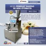 Jual Mesin Pembuat Bakpao Isi Mini Otomatis di Bandung