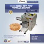 Jual Mesin Roti Pita/Tortilla/Chapati MKS-TRT55 di Bandung