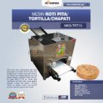 Jaul Mesin Roti Pita/Tortilla/Chapati MKS-TRT75 di Bandung