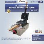 Jual Mesin Waffle Bentuk Winnie The Pooh MKS-DOLL1 di Bandung