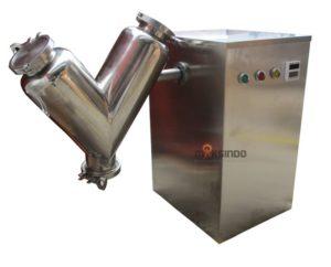 Jual Mesin Pengaduk Bubuk (Powder Mixer) VH-5 di Bandung