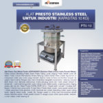 Jual Mesin Presto Stainless Steel Untuk Industri di Bandung