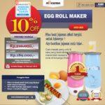 Jual Egg Roll Maker (ARD-303) di Bandung