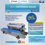 Jual Continuous Band Sealer MSP-770IB di Bandung