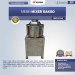 Jual Mesin Mixer BaksoMKS-R16A, MKS-R23A di Bandung