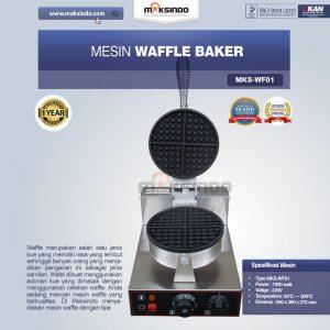 Jual Mesin Waffle Baker MKS-WF01 di Bandung