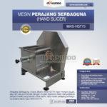 Jual Perajang Serbaguna (Hand Slicer) MKS-VGT75 di Bandung