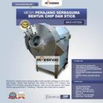 Jual Mesin Perajang Serbaguna Bentuk Chip dan Stick – MKS-VGT250 di Bandung