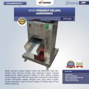 Jual Mesin Pemarut Kelapa PRT-200 di Bandung